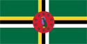 Dominica Flag Medium