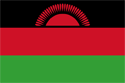Malawi Flag Medium