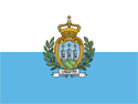 San Marino Flag Medium