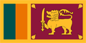 Sri Lanka Flag Medium