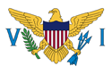 US Virgin Islands Flag Medium