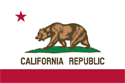 California Flag Medium