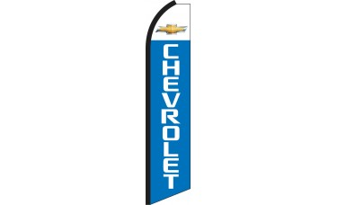 Chevrolet Swooper Feather Flag