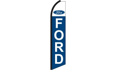 Ford Swooper Feather Flag