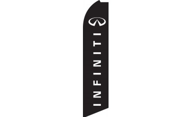 Infiniti Swooper Feather Flag