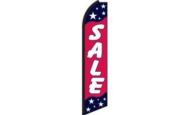 Sale Americana Swooper Feather Flag