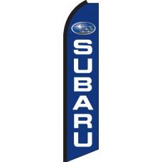 Subaru Swooper Feather Flag