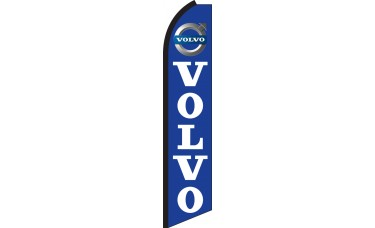 Volvo Swooper Feather Flag