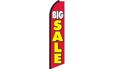 Big Sale Swooper Feather Flag