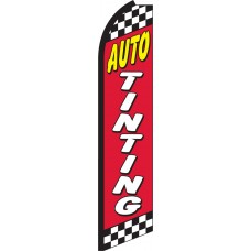 Auto Tinting Swooper Feather Flag