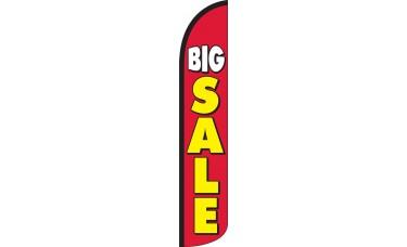 Big Sale Wind-Free Feather Flag