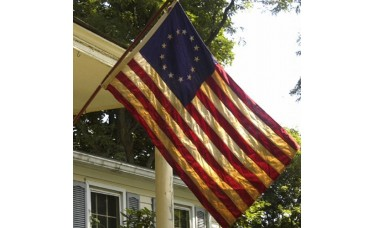 Build Your Own Outdoor Historical Flag Set