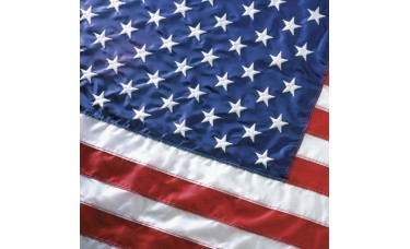 "G-Spec Cotton American Interment Flag (5' x 9' 6"")"