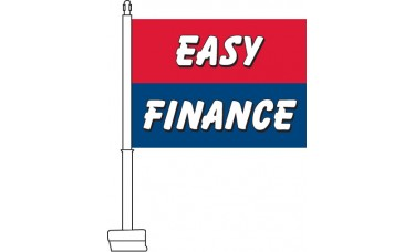 Easy Finance Car Flag