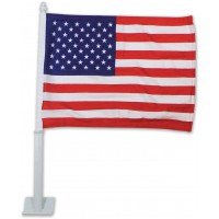USA American Car Flag