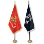 Indoor Military Flag Sets