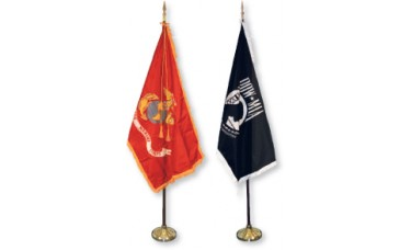 Build Your Own Indoor Military Flag Set