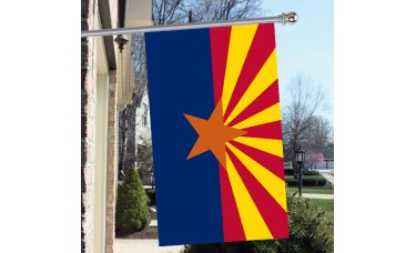 Build Your Own Outdoor State Flag Set