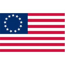 Betsy Ross Flag Outdoor Nylon