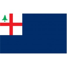 New England (Bunker Hill) Flag Outdoor Nylon