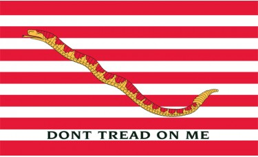 First Navy Jack Flag Outdoor Nylon
