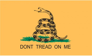 Gadsden Flag Outdoor Nylon