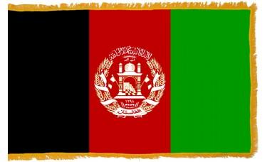 Afghanistan Flag Indoor Nylon
