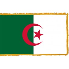Algeria Flag Indoor Nylon