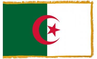 Algeria Flag Indoor Nylon