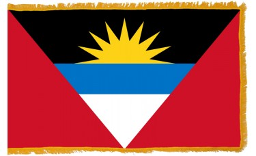 Antigua & Barbuda Flag Indoor Nylon