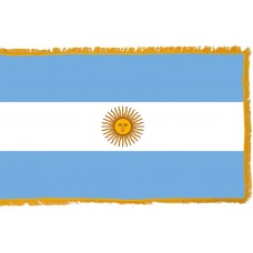 Argentina Flag Indoor Nylon