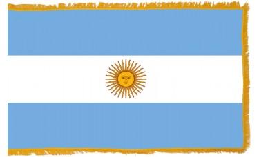 Argentina Flag Indoor Nylon