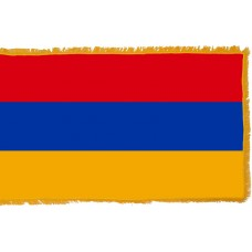 Armenia Flag Indoor Nylon