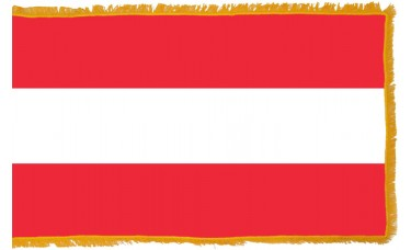 Austria Flag Indoor Nylon