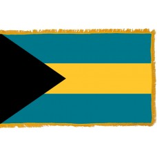 Bahamas Flag Indoor Nylon