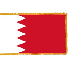 Bahrain Flag Indoor Nylon