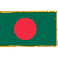 Bangladesh Flag Indoor Nylon