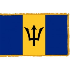 Barbados Flag Indoor Nylon