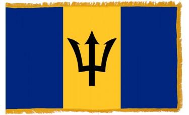 Barbados Flag Indoor Nylon
