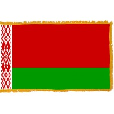 Belarus Flag Indoor Nylon