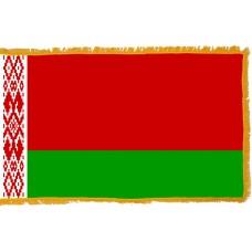 Belarus Flag Indoor Nylon