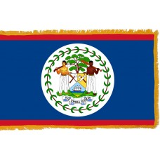 Belize Flag Indoor Nylon