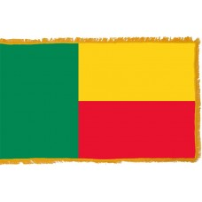 Benin Flag Indoor Nylon