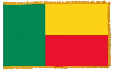 Benin Flag Indoor Nylon