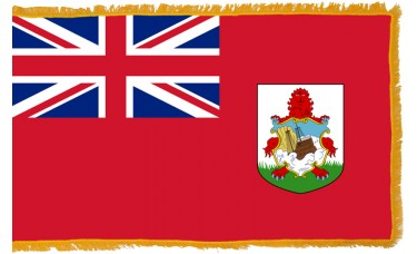 Bermuda Flag Indoor Nylon