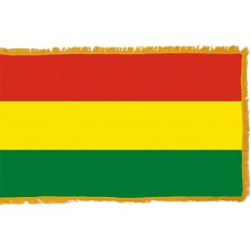 Bolivia Flag Indoor Nylon
