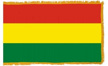 Bolivia Flag Indoor Nylon