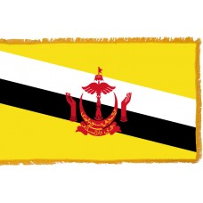 Brunei Flag Indoor Nylon