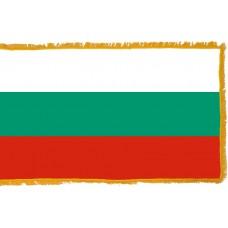 Bulgaria Flag Indoor Nylon