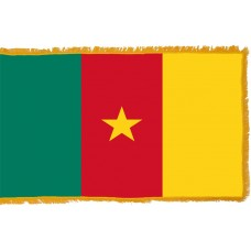 Cameroon Flag Indoor Nylon
